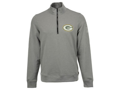 Green Bay Packers '47 NFL Men's Forward Peak 1/4 Zip Pullover