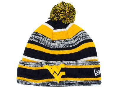 West Virginia Mountaineers New Era NCAA Sport Knit