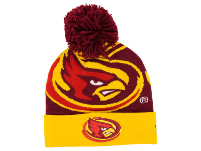 Iowa State Cyclones New Era NCAA Logo Whiz Knit