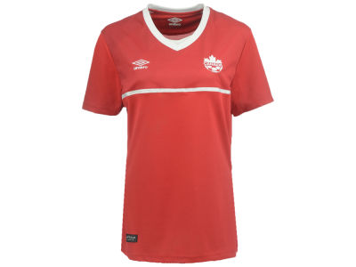 Canada National Team Women's Home Stadium Jersey