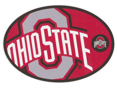Ohio State Buckeyes 5x7 Mega Decal