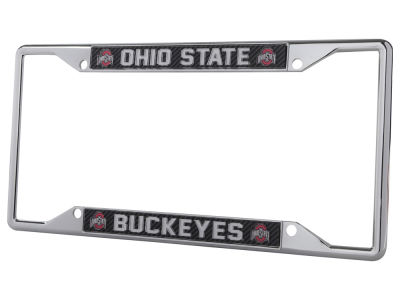 Ohio State Buckeyes Carbon Laser Frame