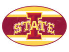 Iowa State Cyclones 5x7 Super Stripe Decal Bumper Stickers & Decals