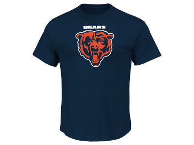 Chicago Bears NFL Men's Critical Victory T-Shirt