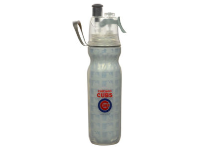 Chicago Cubs Mist N Sip Water Bottle