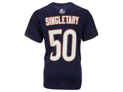 Chicago Bears Mike Singletary NFL Men's Hall Of Fame Eligible Receiver II T-Shirt