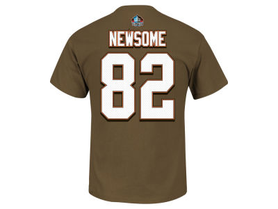 Cleveland Browns Ozzie Newsome NFL Men's Hall Of Fame Eligible Receiver II T-Shirt