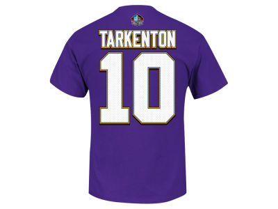 Minnesota Vikings Fran Tarkenton NFL Men's Hall Of Fame Eligible Receiver II T-Shirt