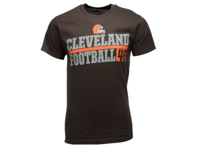 Cleveland Browns NFL Men's One Handed Grab T-Shirt