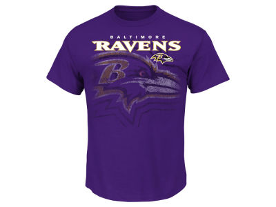 Baltimore Ravens NFL Men's Empty Backfield T-Shirt