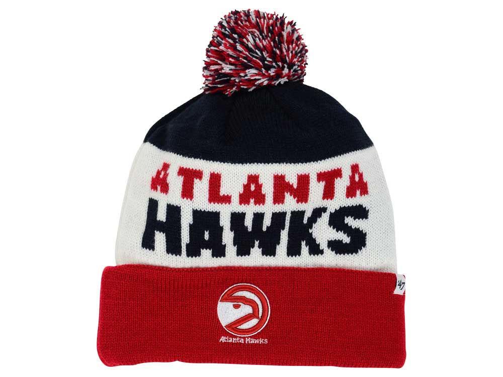 new concept f0cc0 d55b2 coupon atlanta hawks 47 nba 47 crossblock cuff knit de48d d48fd