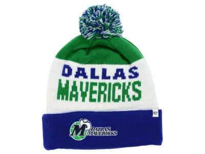 Dallas Mavericks '47 NBA '47 Crossblock Cuff Knit
