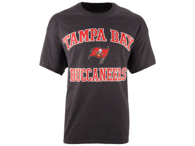 Tampa Bay Buccaneers NFL Heart and Soul T-Shirt