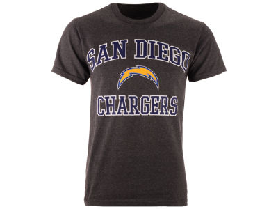 San Diego Chargers NFL Heart and Soul T-Shirt