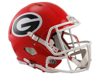 Georgia Bulldogs Speed Replica Helmet