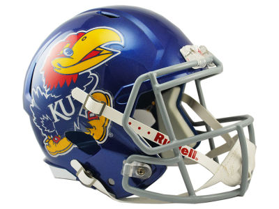 Kansas Jayhawks Speed Replica Helmet