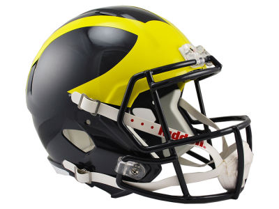 Michigan Wolverines Speed Replica Helmet