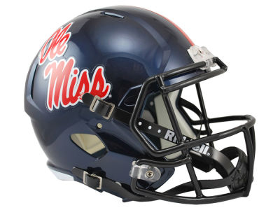 Ole Miss Rebels Speed Replica Helmet
