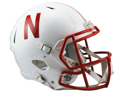 Nebraska Cornhuskers Speed Replica Helmet