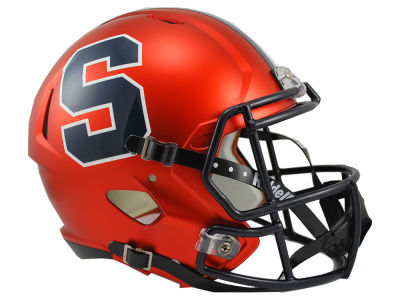 Syracuse Orange Speed Replica Helmet