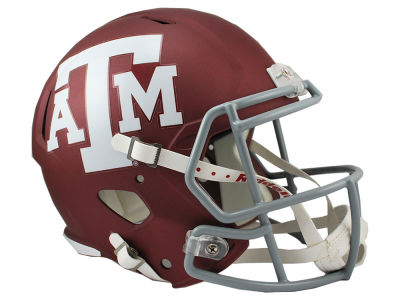 Texas A&M Aggies Speed Replica Helmet
