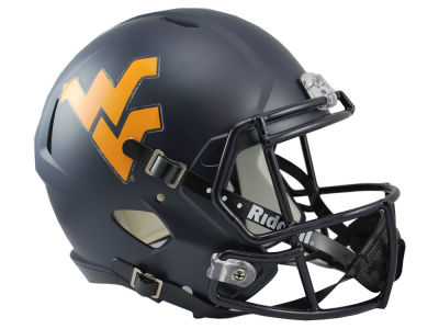 West Virginia Mountaineers Speed Replica Helmet
