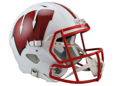 Wisconsin Badgers Speed Replica Helmet