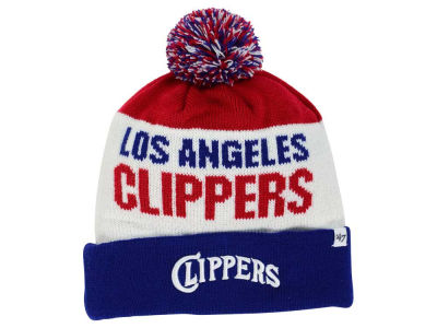 Los Angeles Clippers '47 NBA '47 Crossblock Cuff Knit