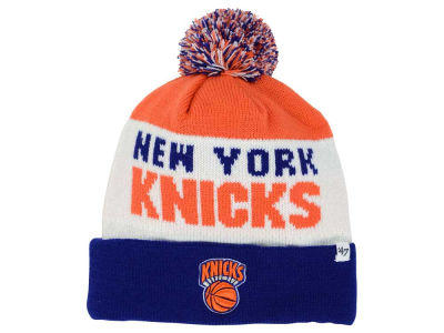 New York Knicks '47 NBA '47 Crossblock Cuff Knit