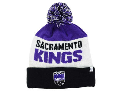 Sacramento Kings '47 NBA '47 Crossblock Cuff Knit