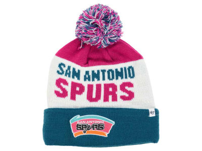San Antonio Spurs '47 NBA '47 Crossblock Cuff Knit