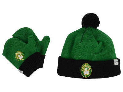 Boston Celtics '47 NBA HWC Toddler '47 BAM BAM Knit Set