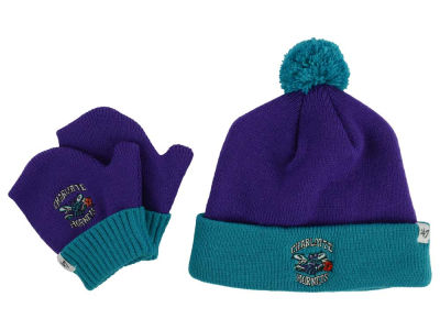 Charlotte Hornets '47 NBA HWC Toddler '47 BAM BAM Knit Set