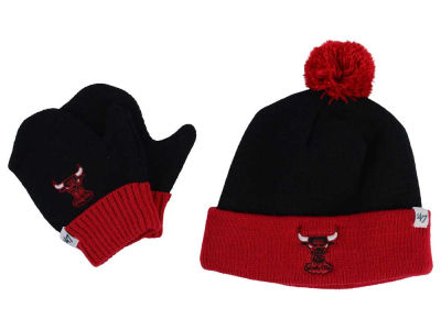 Chicago Bulls '47 NBA HWC Toddler '47 BAM BAM Knit Set