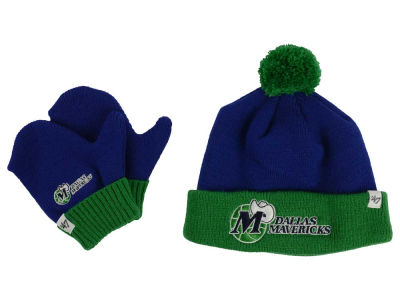 Dallas Mavericks '47 NBA HWC Toddler '47 BAM BAM Knit Set