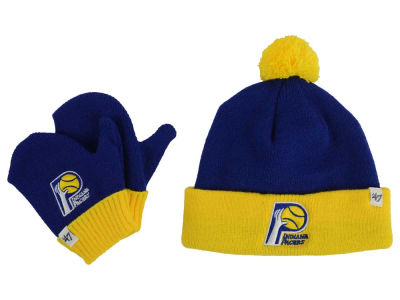 Indiana Pacers '47 NBA HWC Toddler '47 BAM BAM Knit Set