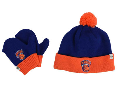 New York Knicks '47 NBA HWC Toddler '47 BAM BAM Knit Set