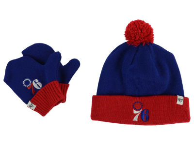 Philadelphia 76ers '47 NBA HWC Toddler '47 BAM BAM Knit Set