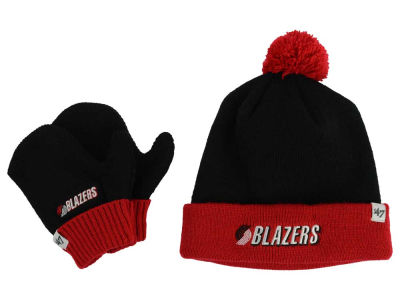 Portland Trail Blazers '47 NBA HWC Toddler '47 BAM BAM Knit Set