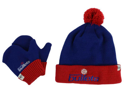 Washington Bullets '47 NBA HWC Toddler '47 BAM BAM Knit Set