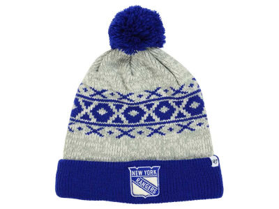 New York Rangers '47 NHL '47 Pitkin Knit
