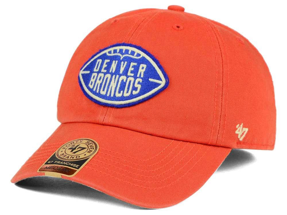 46b383963 Denver Broncos '47 NFL Papa '47 FRANCHISE Cap | lids.com