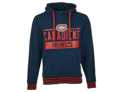 Montreal Canadiens Reebok NHL Men's Block Hoodie