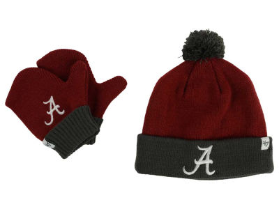 Alabama Crimson Tide '47 NCAA Toddler '47 BAM BAM Knit Set