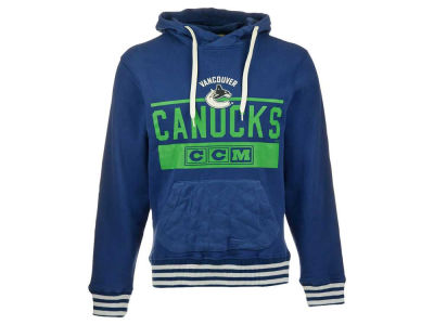Vancouver Canucks Reebok NHL Men's Block Hoodie