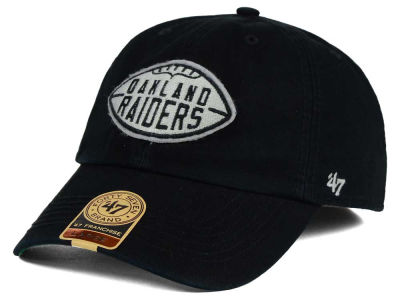 Oakland Raiders '47 NFL Papa '47 FRANCHISE Cap