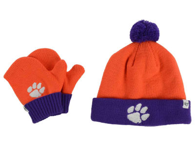 Clemson Tigers '47 NCAA Toddler '47 BAM BAM Knit Set