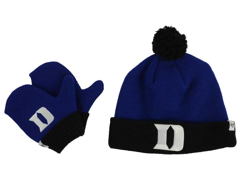 Duke Blue Devils '47 NCAA Toddler '47 BAM BAM Knit Set