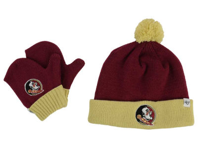 Florida State Seminoles '47 NCAA Toddler '47 BAM BAM Knit Set