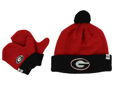Georgia Bulldogs '47 NCAA Toddler '47 BAM BAM Knit Set